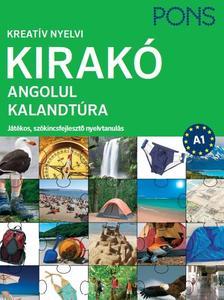 - Kirak� angolul - Kalandt�ra