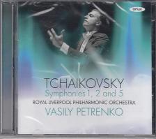 Tchaikovsky - SYMPHONIES 1, 2 AND 5 2CD VASILY PETRENKO