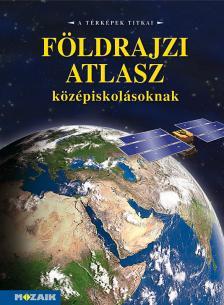 M�sz�rosn� Balogh �gnes - F�ldrajzi atlasz k�z�piskol�soknak - MS-4121T