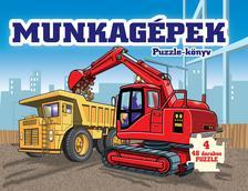 - Munkag�pek - Puzzle-k�nyv