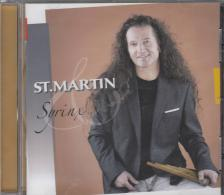 - SYRINX CD ST.MARTIN