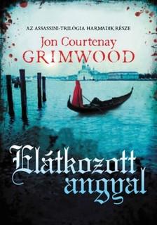 Grimwood John Courtenay - El�tkozott angyal [eK�nyv: epub, mobi]