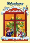 Radvány Zsuzsa - Kiskarácsony - kifestő foglalkoztató