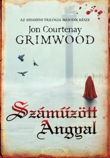 Grimwood John Courtenay - Száműzött angyal [eKönyv: epub, mobi]