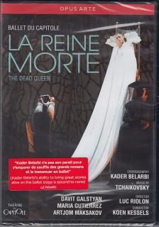 Tchaikovsky - LA REINE MORTE,DVD