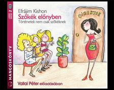 EFRÁJIM KISHON - Szőkék előnyben - Hangoskönyv