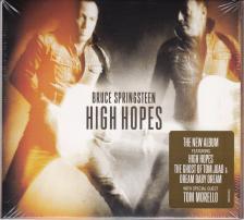 - HIGH HOPES CD BRUCE SPRINGSTEEN