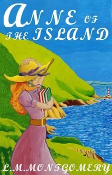 Lucy Maud Montgomery - Anne of the Island [eK�nyv: epub, mobi]