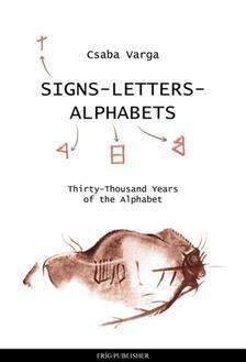 Varga Csaba - Signs - Letters - Alphabets