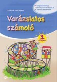 SCH|DTN� SIMON ANDREA - Var�zslatos sz�mol� 3. �vfolyam