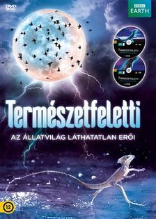 term�szetfilm - BBC - TERM�SZETFELETTI 2 DVD D�SZDOBOZ