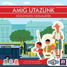 Tuska Miklós és Aczél Zoltán (Gémklub) - Amíg utazunk - Közlekedési társasjáték