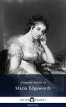 Edgeworth Maria - Delphi Complete Works of Maria Edgeworth (Illustrated) [eKönyv: epub,  mobi]