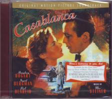 MAX STEINER - CASABLANCA CD ORIGINAL MOTION PICTURE SOUNDTRACK