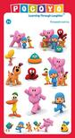 Zinkia Entertainment - Pocoyo matricacsomag - Mesefigur�k