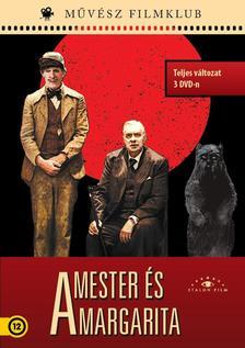 Vlagyimir Bortko - A Mester és Margarita DVD