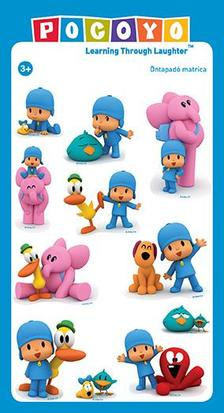 Zinkia Entertainment - Pocoyo matricacsomag - Bar�ts�g