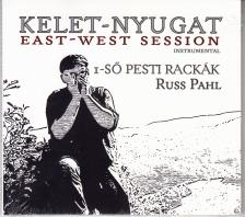 - KELET-NYUGAT (EAST-WEST SESSION INTRUMENTAL) CD