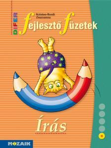 KRISTON-BORDI ZSUZSANNA - DIFER Fejlesztő füzet - Írás (MS-9329U)