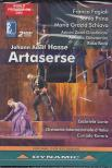 HASSE - ARTASERSE, 2 DVD