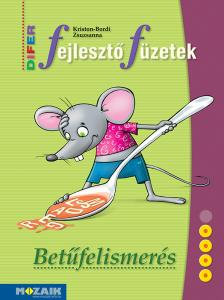 KRISTON-BORDI ZSUZSANNA - DIFER Fejleszt� f�zet - Bet�tanul�s (MS-9333U)