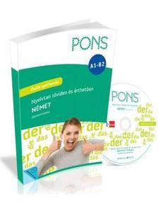 Pons - PONS Nyelvtan r�viden �s �rthet�en N�MET + CD-Rom (b�v�tett kiad�s)
