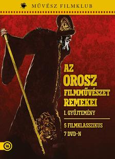 . - AZ OROSZ FILMM�V�SZET REMEKEI I. (5 FILM 7-N)
