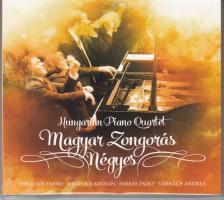 BEETHOVEN/MENDELSOHN/ELGAR/GOUNOD - MAGYAR ZONGORÁS NÉGYES CD