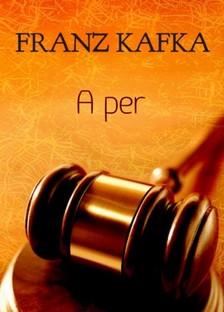 Franz Kafka - A per [eKönyv: epub, mobi]