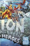 Bachs, Ramon, Thyme, Justin - Legion of Super-Heroes 50. [antikv�r]