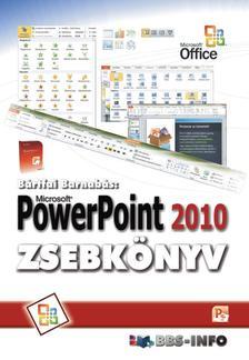B�RTFAI BARNAB�S - PowerPoint 2010 zsebk�nyv