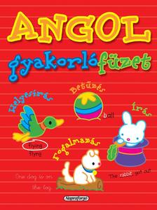 - Angol gyakorlófüzet