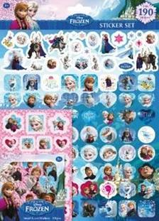 - Disney: Frozen - matric�sk�szlet (190)