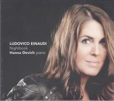 EINAUDI LUDOVICO - NIGHTBOOK CD HANNA DEVICH
