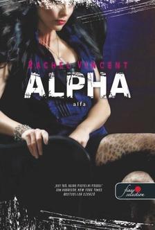 Rachel Vincent - Alpha - PUHA BOR�T�S