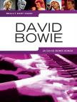 BOWIE, DAVID - DAVID BOWIE. REALLY EASY PIANO. 20 DAVID BOWIE SONGS