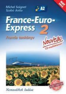 13298/NAT - France-Euro-Express 2 Nouveau Francia tank�nyv [13298/NAT]