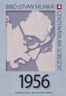 Bibó István - 1956
