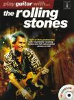 JAGGER / RICHARDS - THE ROLLING STONES. PLAY GUITAR WITH... GUITAR TAB EDITION,  INCL. CD