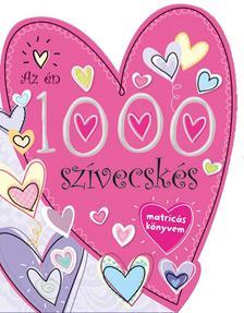 - Az én 1000 szívecskés matricás könyvem