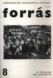 Hatvani D�niel - Forr�s 1983/8. [antikv�r]