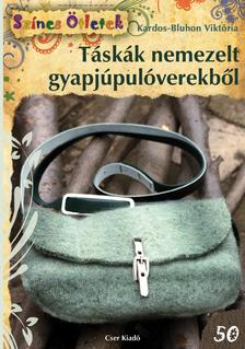 Kardos-Bluhon Vikt�ria - T�sk�k nemezelt gyapj�pul�verekb�l