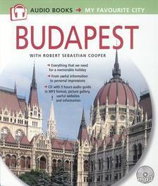 . - Budapest - Hangos útikönyv (angol nyelvű)