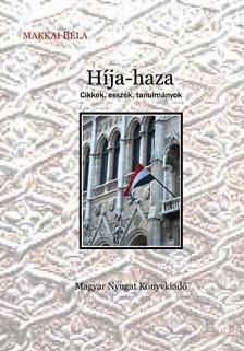 Makkai Béla - Híja-haza