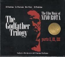 - THE GODFATHER TRILOGY - THE FILM MUSIC OF NINO ROTA 2CD