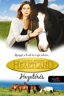 Lauren Brooke - Coming Home - Hazatérés (Heartland 1.) - PUHA  BORÍTÓS
