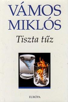V�MOS MIKL�S - Tiszta t�z