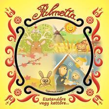 Palmetta - Palmetta:Esztendőre vagy kettőre...  DIGI CD