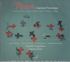 VENEZIANO - PASSIO,CD