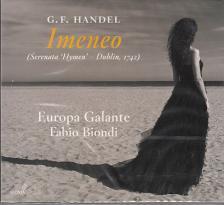 Handel - IMENEO, 2 CD